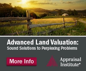 Advanced Land Valuation