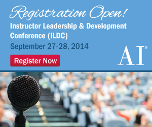 Save the date for the 2014 Appraisal Institute ILDC