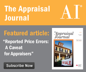 The Appraisal Journal Fall 2015