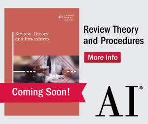 Review Theory and Procedures