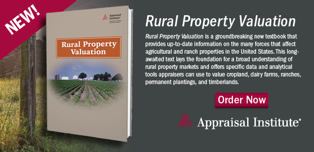 New! Rural Property Valuation