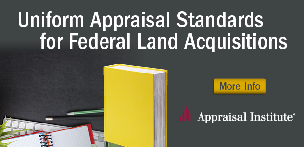 Uniform Appraisal Standards for Federal Land Acquisitions