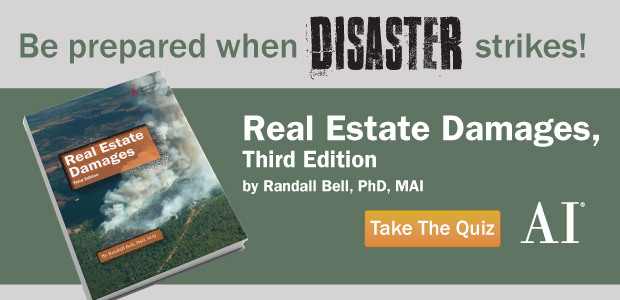 Real Estate Damages, Third Edition Quiz Now Avaliable