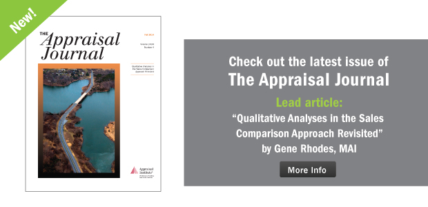 The Appraisal Journal Jan