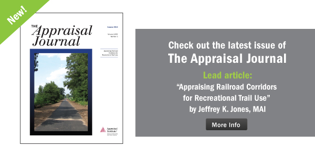 The Appraisal Journal September