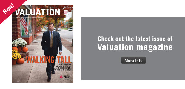 Valuation magazine third quarter 2015