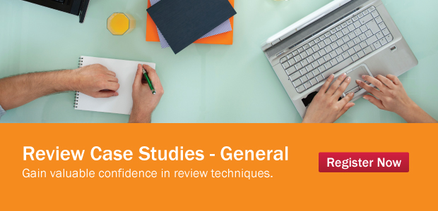 Review Case Studies - General