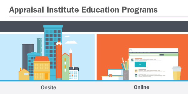 Appraisal Institute Education Programs