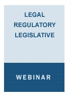 Legal / Regulatory / Legislative