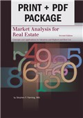 Market Analysis for Real Estate, Second Edition, Print + PDF ...