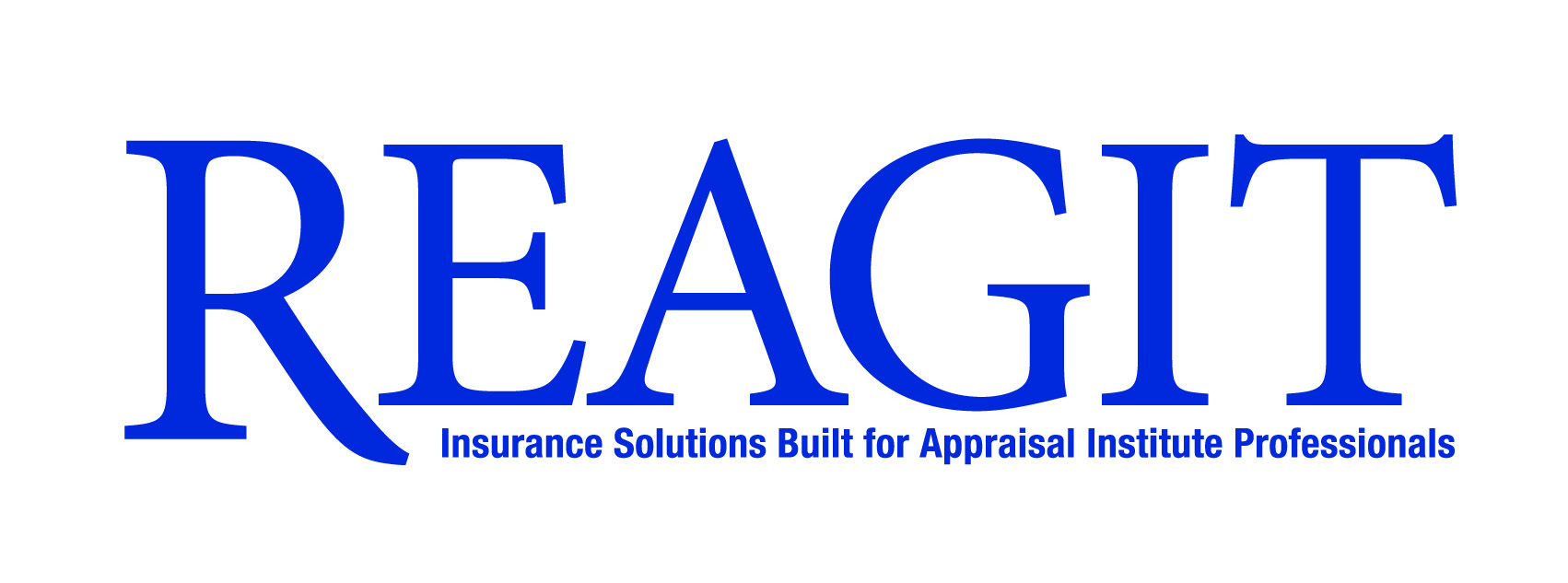 Reagit Insurance Solutions Built for Appraisal Institute Professionals