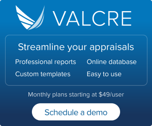 Valcre - Streamline Your Appraisals