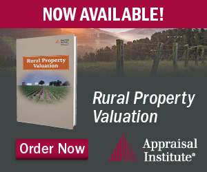 Now Available! Rural Property Valuation