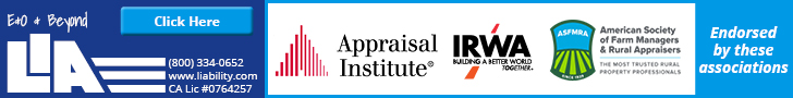 Endorsed by Appraisal Institute