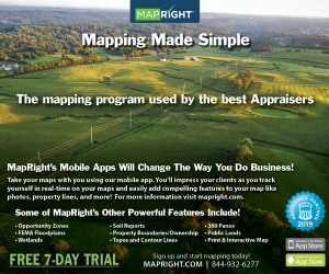 MapRight - Mapping used by the best appraisers