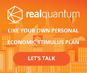 Real Quantum - Like Your Own Personal Economic Stimulus Plan