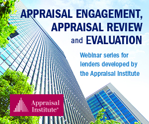 Commercial Real Estate Training from the Appraisal Institute: Appraisal Engagement, Appraisal Reviews & Evaluations