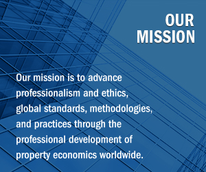 Appraisal Institute Mission Statement