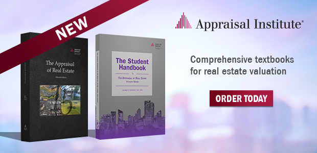 Appraisal of Real Estate 15th edition and Student Handbook to Appraisal of Real Estate